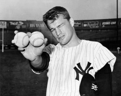 Jim Bouton's grandkids to see ailing ex-Yankee at Old Timers' Day - NY Daily News