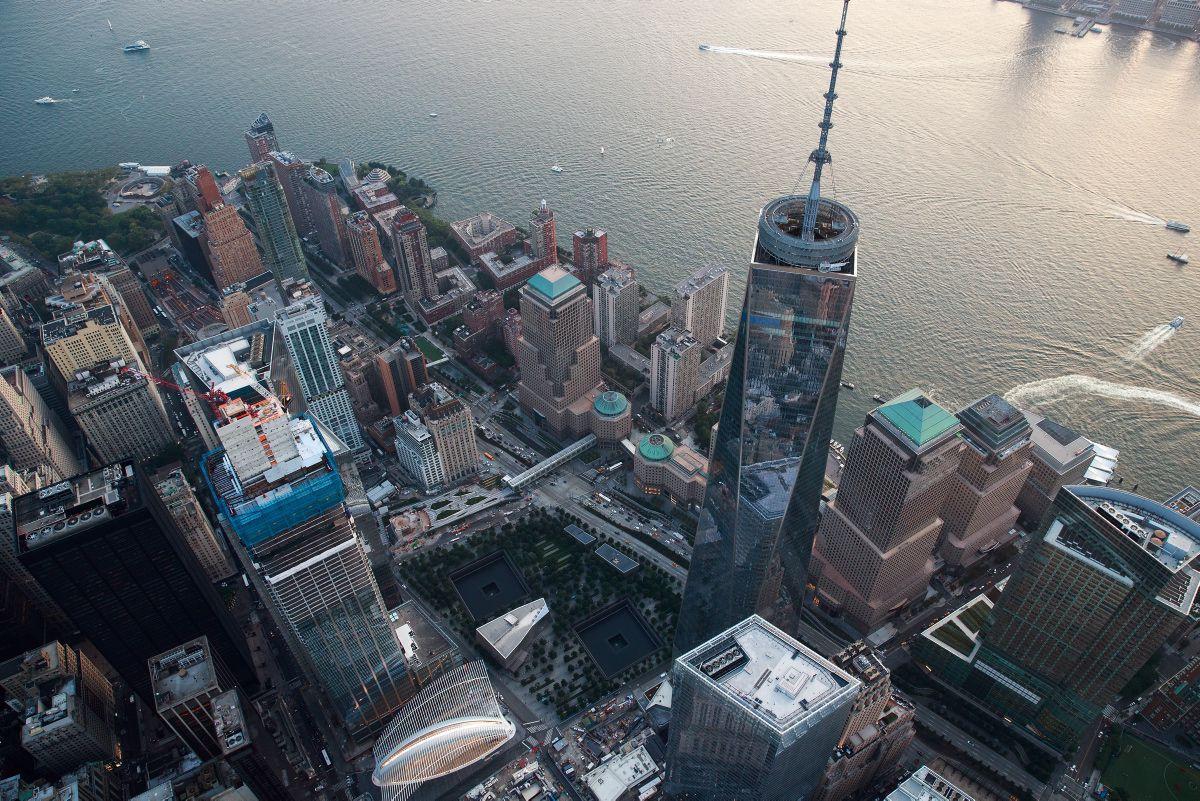 Ny Rangers 3d Wallpaper From Ground Zero To One World Trade Center Ny Daily News