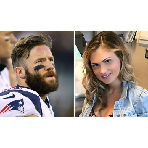 Medium Crop Of Julian Edelman Wife