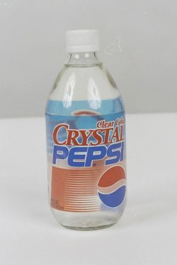 Small Of What Is Crystal Pepsi