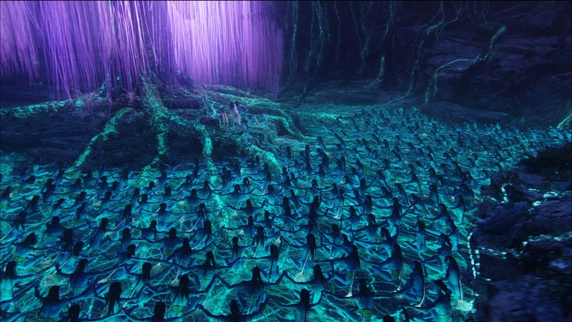 3d Fireflies Live Wallpaper The Best Cinematography The Many Looks Of Avatar
