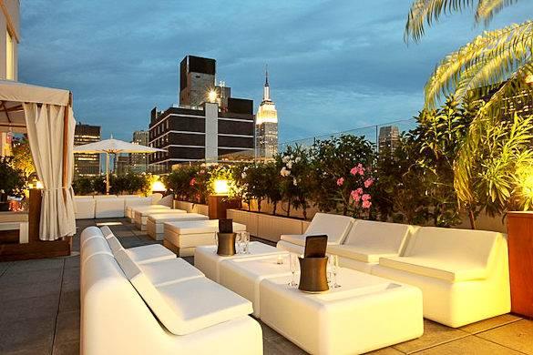 Top 5 Des Bars Et Jardin Situes Sur Les Toits De Manhattan