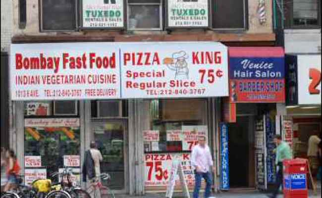 Nyc Indian Restaurants In Midtown Minar Bombay Fast Food