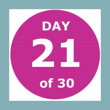 30-day-logo-day-21