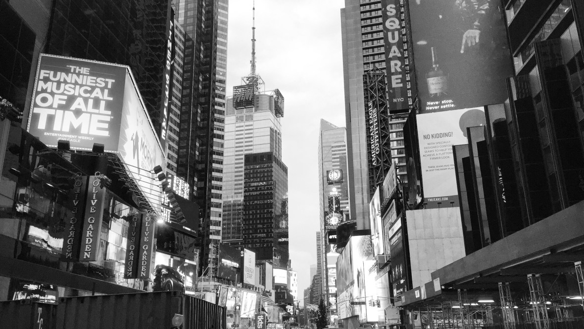 nyminutenow times square early_01