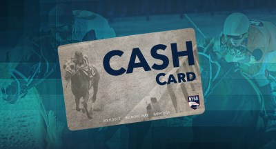 Cash Card | Belmont Park