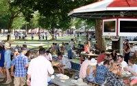 Reserved Backyard Picnic Tables | NYRA