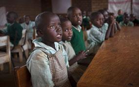 Kenya orphanage Africa children school Nyumbani