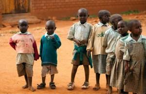 Nyumbani Village Happy African Children