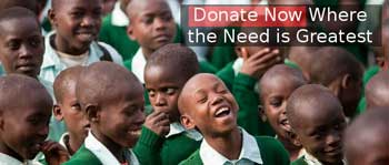 Please support Nyumbani