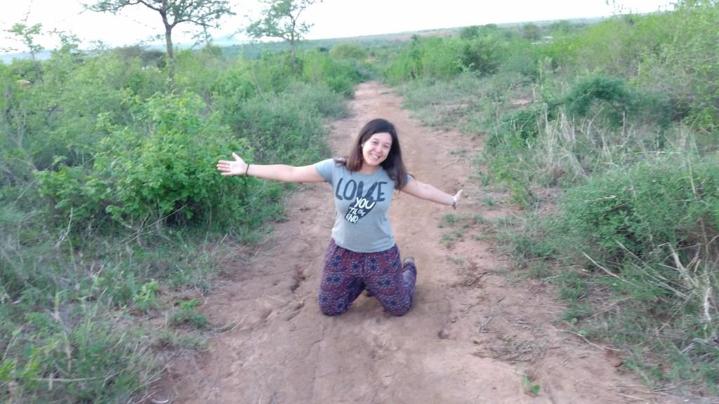 Meet Nyumbani Volunteer: Celia Preciado