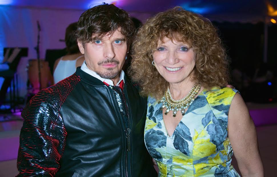Veinte! Summer Gala Celebrates 20 Years Of Ellen Hermanson