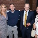 CCTV's Michelle Makori, David Weiss, Allan Lieberman of Meridian Capital, Guest