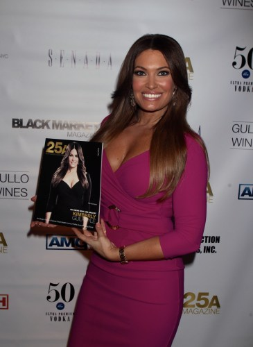 25A Magazine Cover Celebration w/ Kimberly Guilfoyle