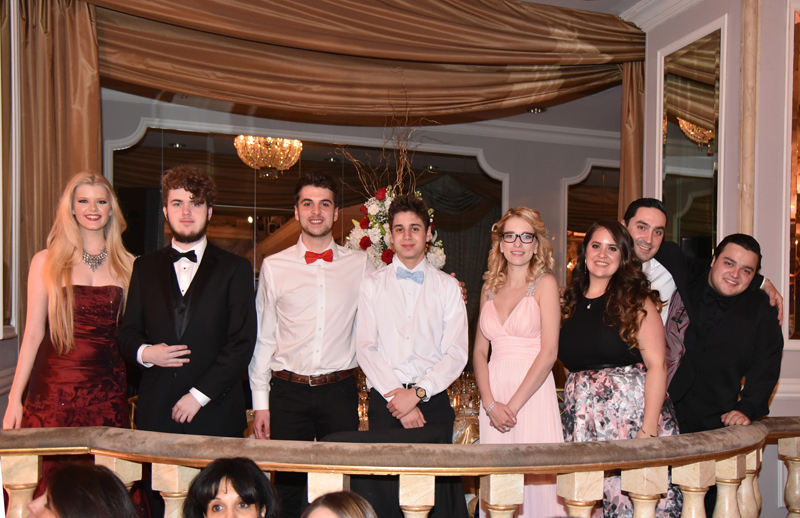 Boys' & Girls' Towns of Italy Celebrates Spring Gala at The Pierre