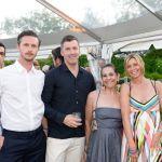 Jeff Dickhaus, Keith Pollock, Alexandra Lebentha and