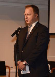 Ambassador Dr. Ferenc Kumin_Credit Annie Watt