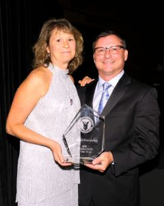 Executive Director, Suzanne Kogut and President of the Petco Foundation, Charlie Piscitello