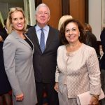 Kerry Kennedy, Crown Prince Alexander of Serbia,  Crown Princess Katherine of Serbia _Photo Credit: Sean Zanni