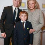 Anderson Cooper, Audrey Gruss and Shane Boylan_Credit Victor Hugo