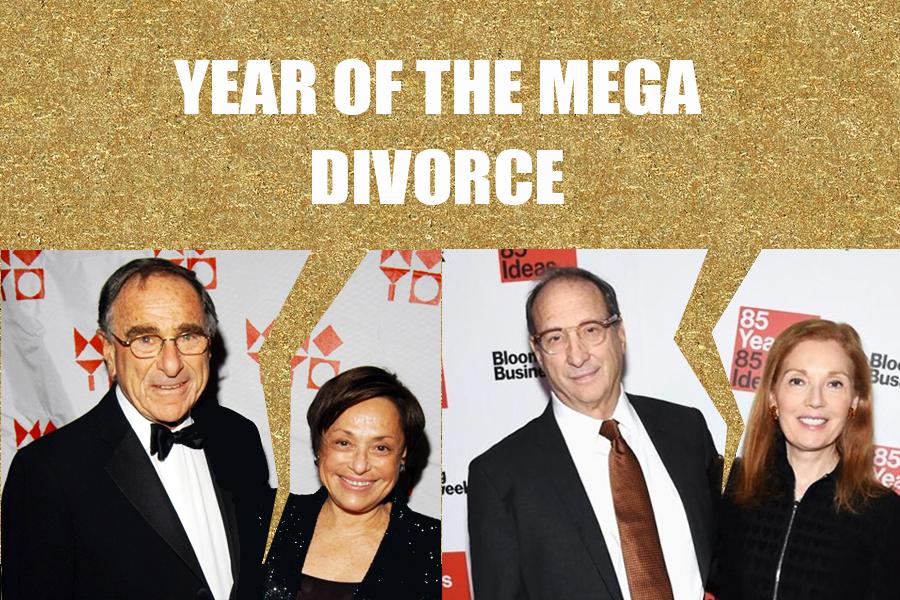 2016 – Year of the Mega Divorce