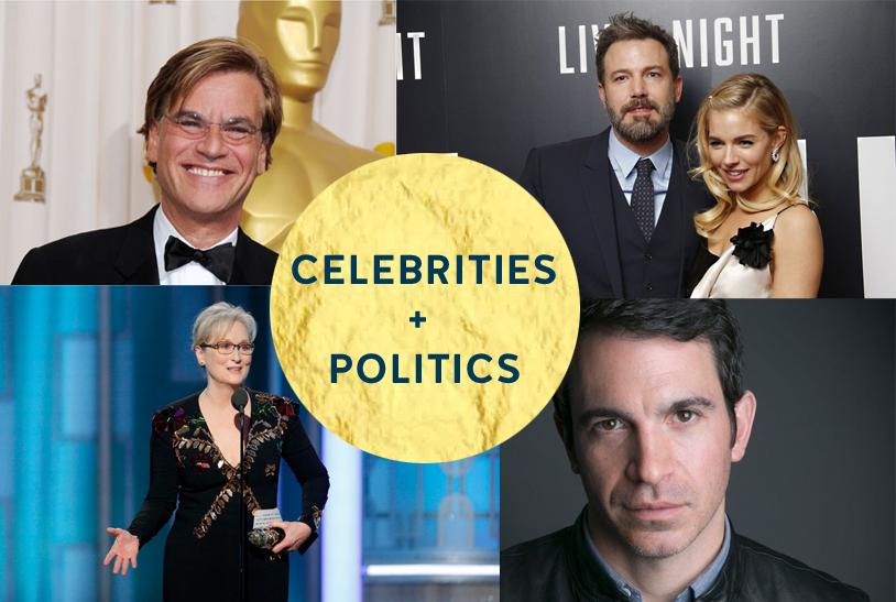 The Bridge Between Entertainment & Politics