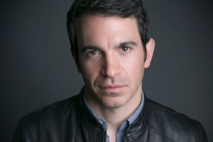 "Actor-director Chris Messina poses for a portrait to promote his directorial debut of ""Alex of Venice,"" at the Tribeca Film Festival on Friday, April 18, 2014 in New York. (Photo by Amy Sussman/Invision/AP)"