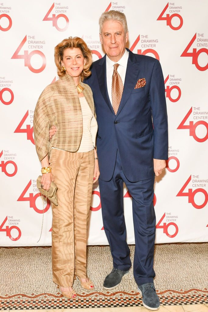 Frances Beatty Adler and Alan Adler _Photo Credit Hunter Abrams / BFA.com