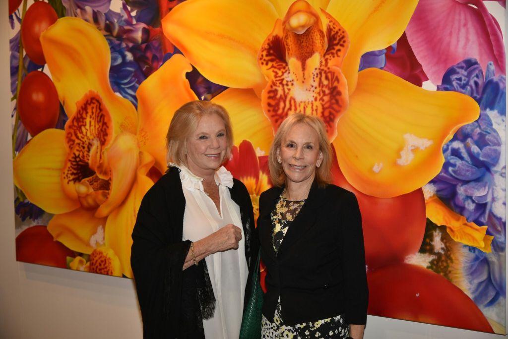Karen Clark and Eileen Judell_Photo Credit Annie Watt