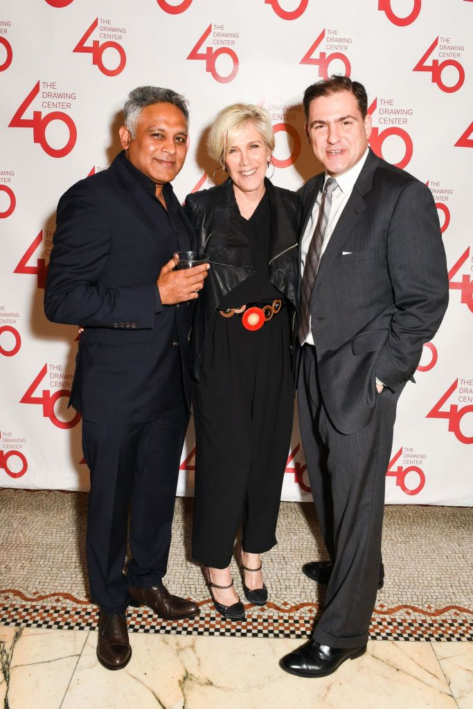 Waqas Wajahat, Iris Marden and Tom Lowman_Photo Credit Hunter Abrams / BFA.com