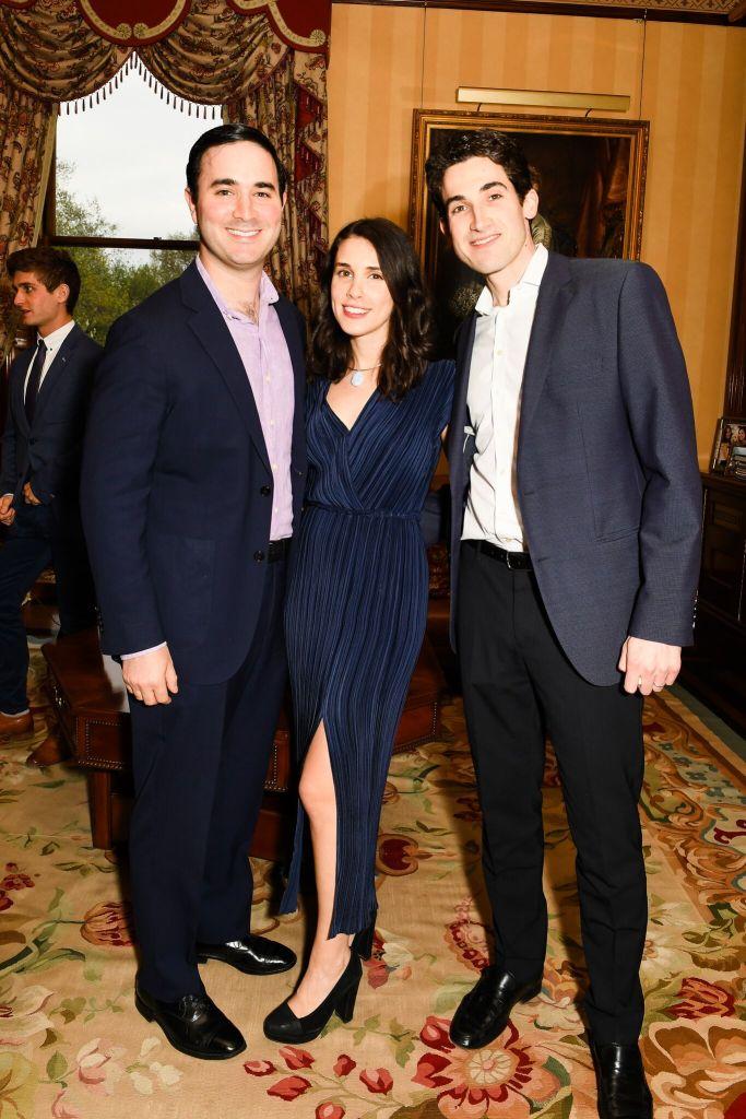 Alex Efron, Sarah Hankins, and Matt Hankins_credit Hunter Abrams