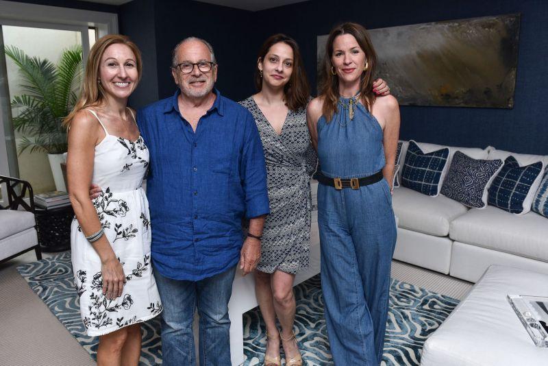Christine Aliverto, Bob Tabor, Jasmine Avery and Megan Murphy Patel_Credit Jared Siskin/PMC