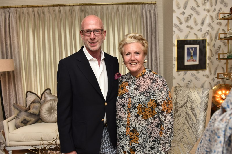 Jamie Drake and Judy Hadlock_Credi Photo credit: Jared Siskin/PMC