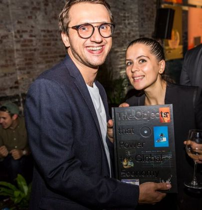 Quartz's Fifth Birthday and Book Release at Industria NYC