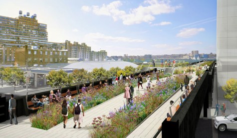 High Line to begin final phase of construction