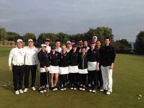 Men's, women's golf serve Madrid community