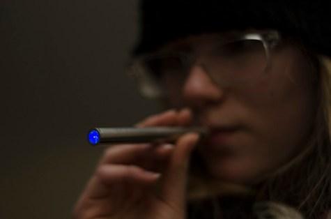 Students, professors split on Bloomberg's e-cigarette ban