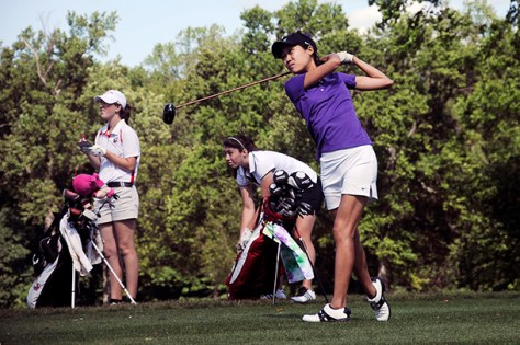 Women's golf competes in Ithaca Invitational