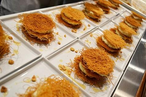 Gramercy restaurant sticks to Mediterranean edibles