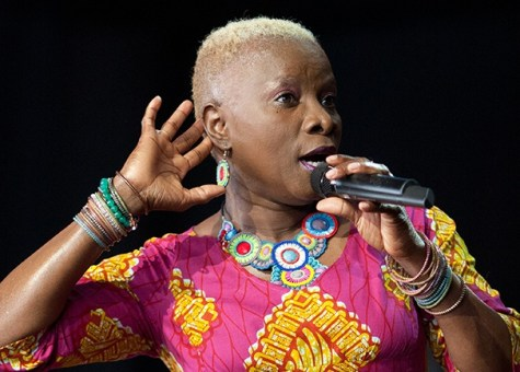 Angelique Kidjo blends African sound with pop music on 'Eve'