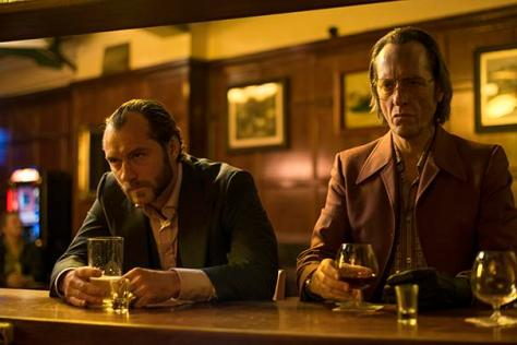Crude Jude brings role to life in 'Dom Hemingway'
