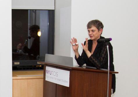 Professor speaks on impact of conflict