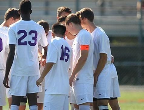 Violets end soccer  seasons with losses