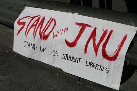 Solidarity Across Oceans for Free Speech
