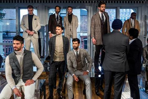 Suitsupply Fall/Winter 2016