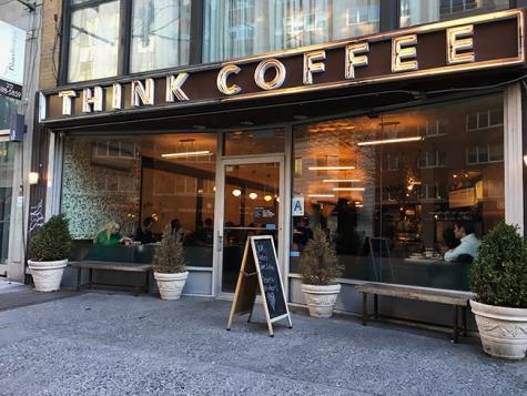 Sip, Think, Love: Think Coffee's Humanitarian Mission