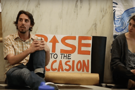 NYU Divest Hosts Teach-In At Bobst