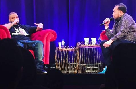 DJ Khaled Brings the Keys to Skirball