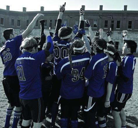 NYU Nundu loses sight of snitch, lose at Quidditch World Cup