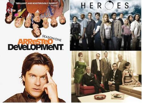 Catch up on the best of TV with Netflix Instant
